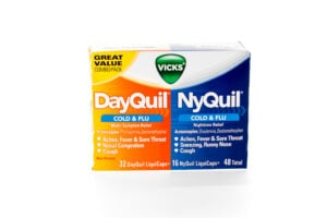 vicks Nyquil