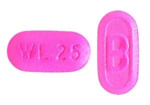 Benadryl Pill