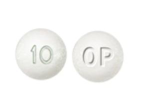 Oxycodone ER 10 mg 000935731